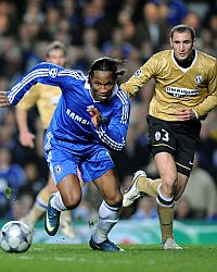 Didier Drogba Chelsea 2008/09