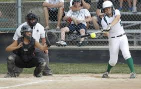 Softball play